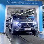 EQC: sähköautojen Mercedes-Benz