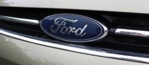 Ford pakettiautot jyräävät