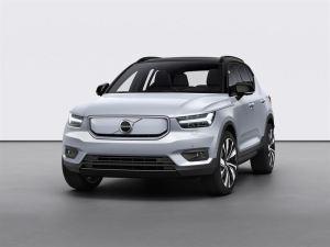 Volvo XC40 Recharge P8 AWD -täyssähköauto on herättänyt suurta kiinnostusta