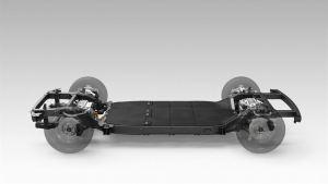 Inspiraatio skeittilaudasta: Hyundai kehittää sähköautoille uutta mullistavaa alustarakennetta