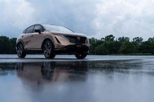 Nissan ARIYA: Uuden aikakauden täyssähköinen crossover