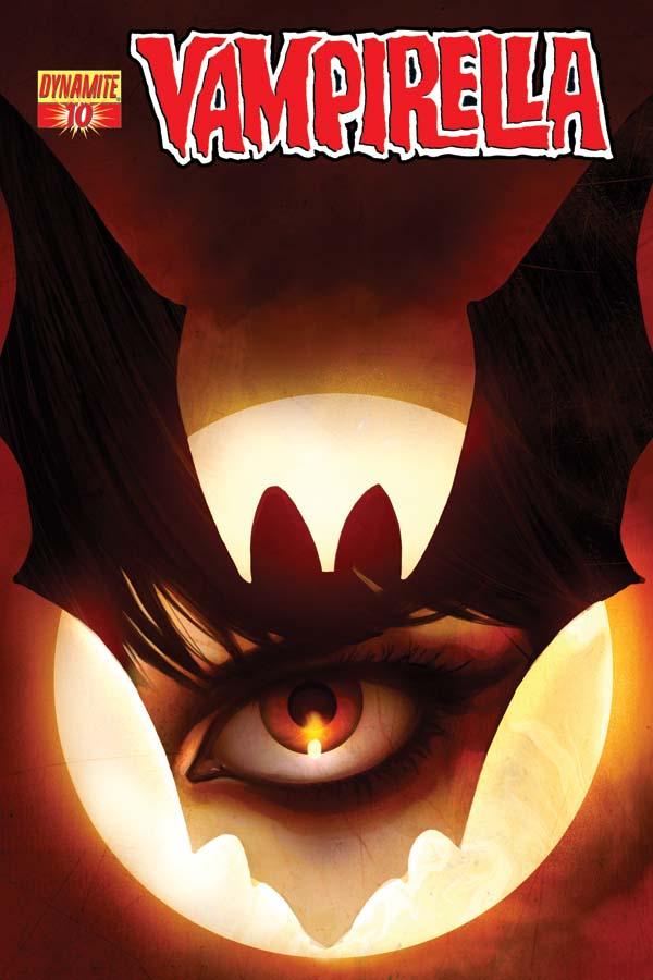 Dynamic Forces 174 Vampirella 10