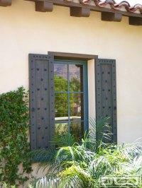 Decorative Outdoor House Shutters | Design Ideas