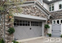 French Campestral 01 | Custom Architectural Garage Door ...