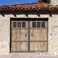 French Campestral 08 | Custom Architectural Garage Door ...