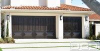 Mediterranean Revival 15   Custom Architectural Garage ...