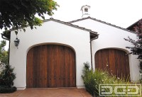 Spanish Colonial 02 | Custom Architectural Garage Door ...