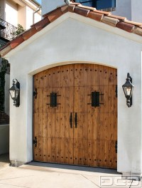 Spanish Colonial 03 | Custom Architectural Garage Door ...