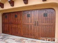 Spanish Colonial 08 | Custom Architectural Garage Door ...