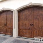 Spanish Colonial Collection Custom Garage Doors