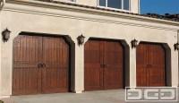 Spanish Colonial 10 | Custom Architectural Garage Door ...