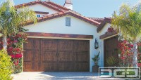 Spanish Colonial 12 | Custom Architectural Garage Door ...