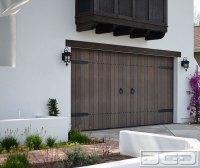 Spanish Colonial 15 | Custom Architectural Garage Door ...