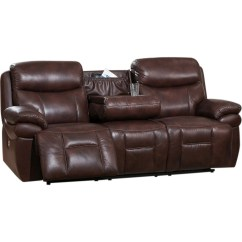 Justin Ii Fabric Reclining Sectional Sofa Sleeper For Sale Recliner With Console New Double