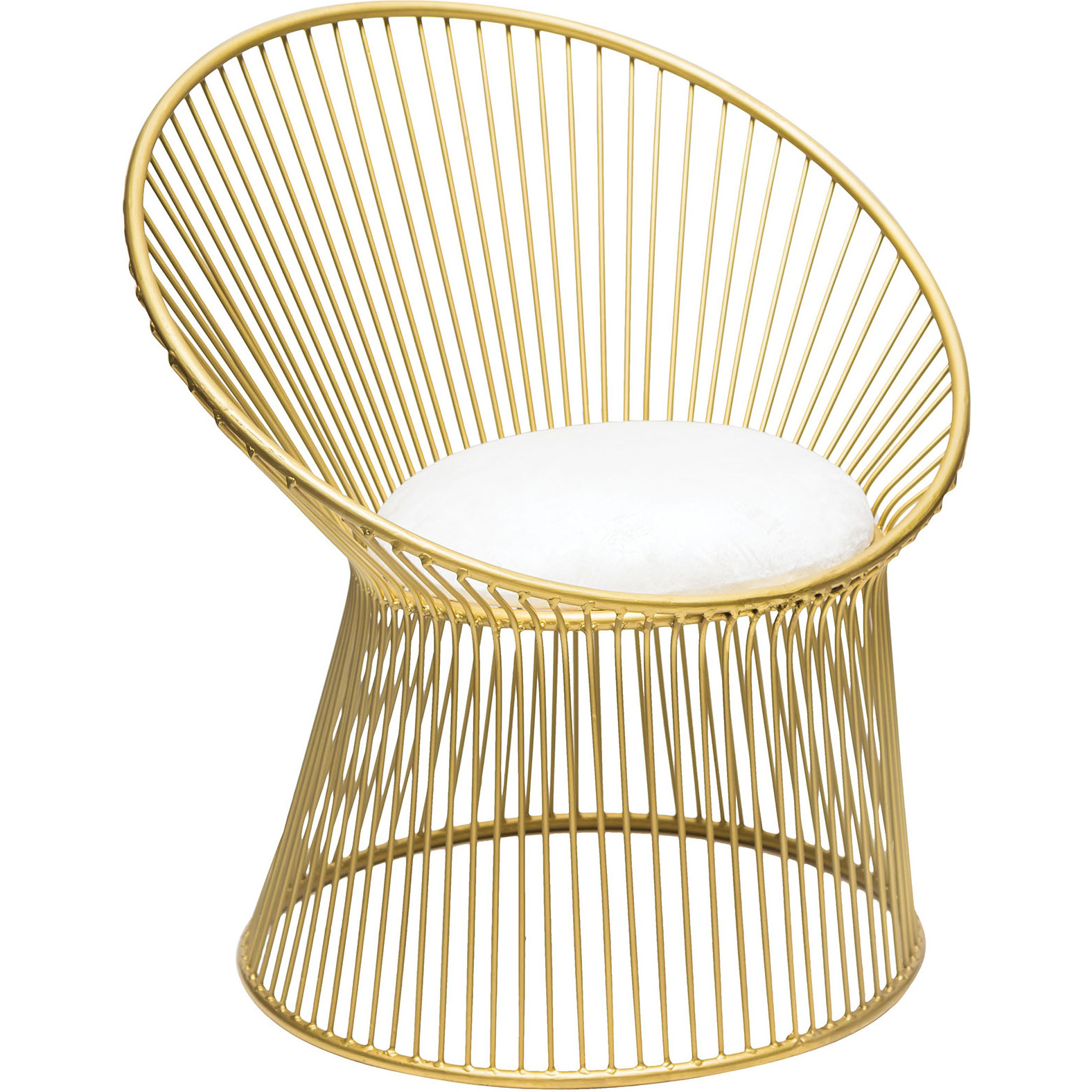 gold metal accent chair jumbo bean bag chairs dimond home 8985 066 cecilia in