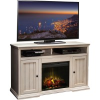 "Legends Furniture RT5304.ATW Riverton 59"" Fireplace TV ..."