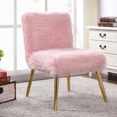 Pink Accent Chair Cacoon Swing Meridian Furniture 508fur Tiffany In