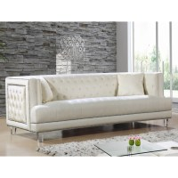 Cream Tufted Sofa Cream Tufted Sofa Avarii Org Home Design