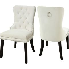 Your Chair Covers Inc Coupon Code Www Dining Chairs Meridian Furniture 740cream C Nikki In Tufted