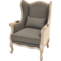 New Pacific Direct 3900011-CMB Guinevere Wing Arm Chair in ...