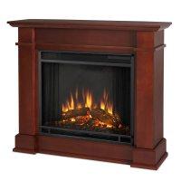 Real Flame 1220E-DE Devin Indoor Ventless Electric ...