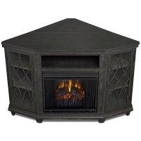 Corner Ventless Electric Fireplace - Fireplace Design Ideas