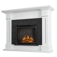 Real Flame 6030E-W Kipling Indoor Ventless Electric ...