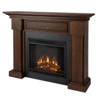Real Flame 7910E-CO Hillcrest Indoor Ventless Electric ...