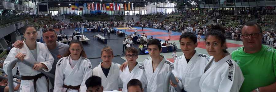 Int. Turnier in Sindelfingen