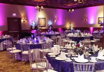 Wedding Decor & Uplighting