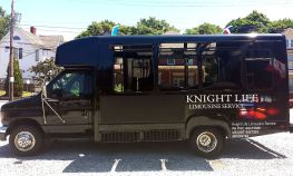 Knight Life Party Bus