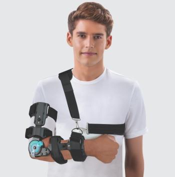 rom elbow brace dyna dynamic techno medicals
