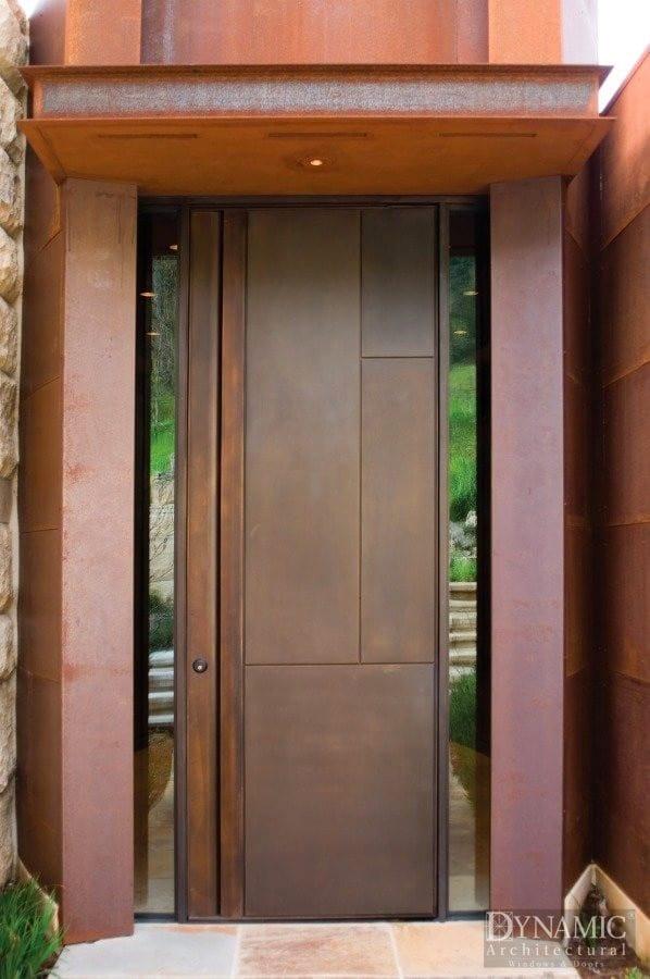 Extruded Aluminum Screen Door