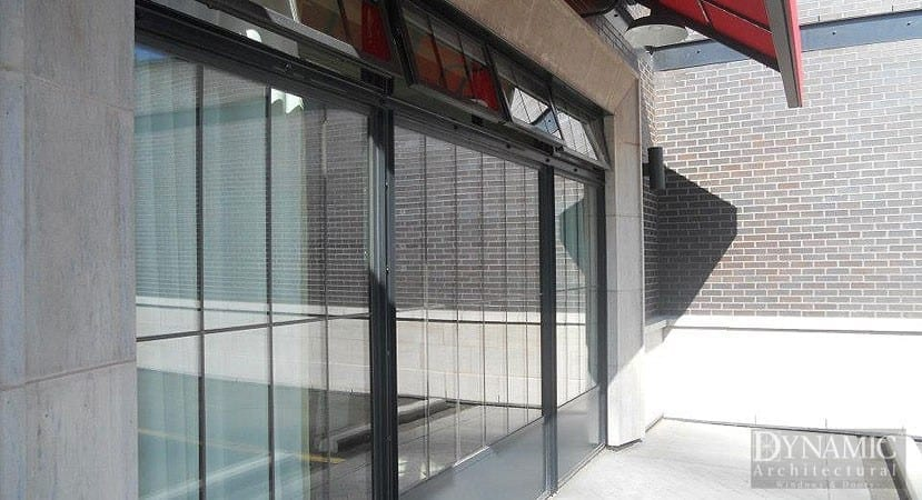 Steel Storefront Systems