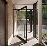 Steel French Doors