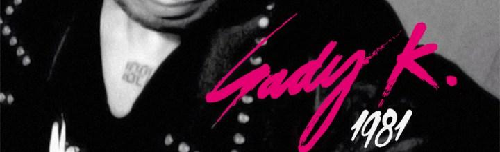 Sady K – 1981 (Dynamik Bass System Remixes EP)