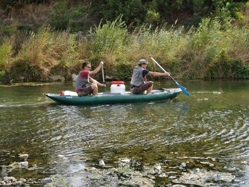 #25 – Du canoë et des cailloux