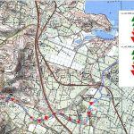 Cartographie dans le cadre de l'étude hydromorphologique de la Berre