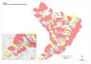Cartographie de l'évaluation de la productivité des micro-bassins