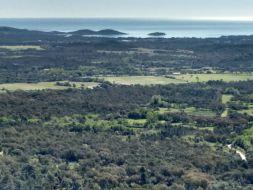 Photo de la vue depuis le site de Campostillato