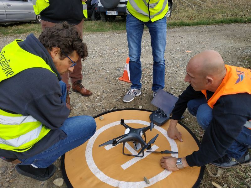 #108 – Télépilotage de drone