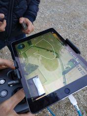 Baadïs Zouaoui - télépilotage drone plan de vol