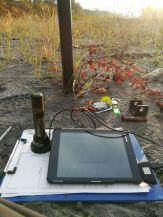 Sonde piézométrique - Tablette Lenovo - Miix 3-830