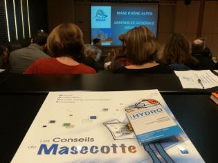 Début de l'Assemblée Générale de l'association MASE