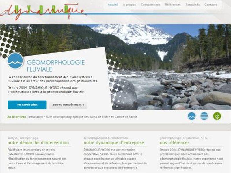 #2 – Nouveau site en ligne !