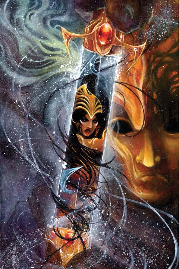 Dynamite Dejah Thoris 5 Rare Nen Virgin Art Edition