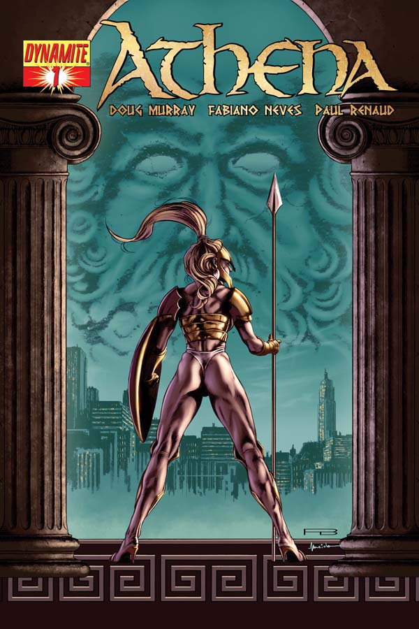 Dynamite Athena 1