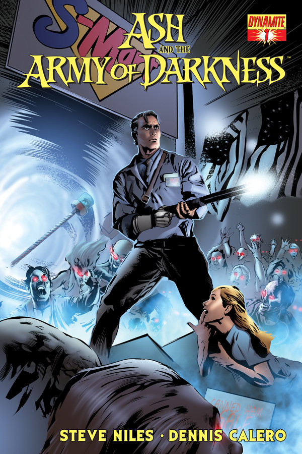 Dynamite Ash And The Army Of Darkness 1