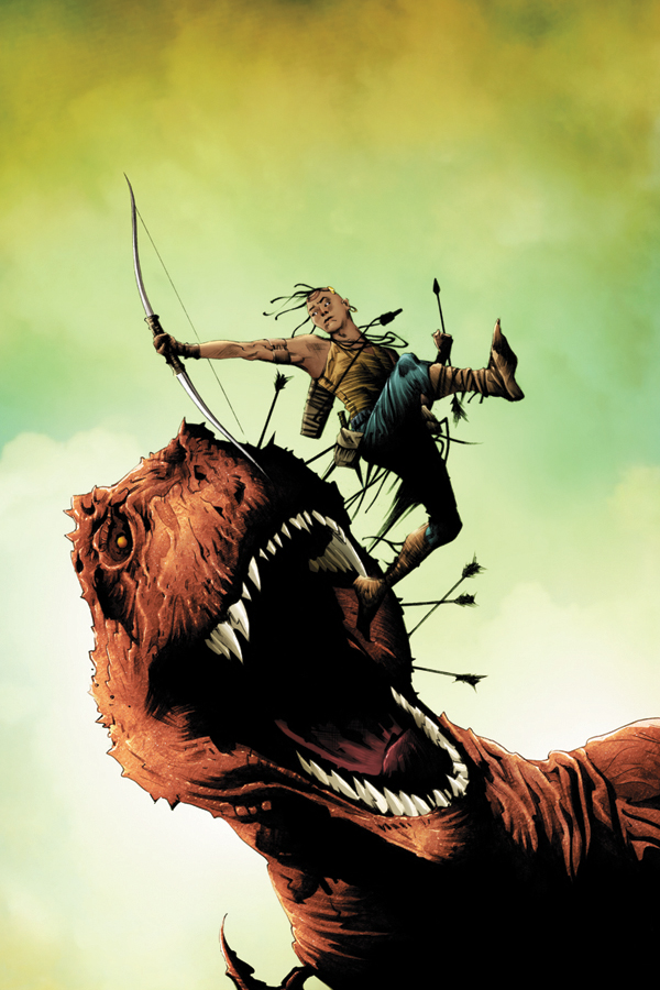 Dynamite Turok Dinosaur Hunter 1