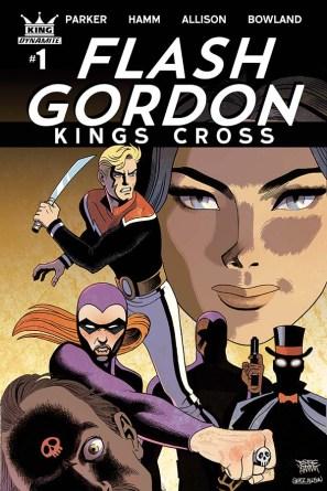 Image result for kings cross comic